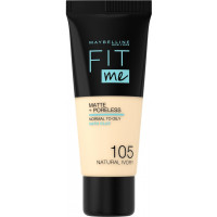 Maybelline Fit Me Matte + Poreless Foundation - 105 Natural Ivory