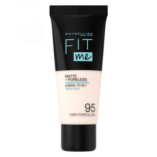 Maybelline Fit Me Matte + Poreless Foundation 30 ml - 95 Fair Porcelain