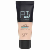 Maybelline Fit Me Matte + Poreless Foundation 30 ml - 97 Natural Porcelain