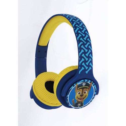 Paw Patrol Hörlur Junior Bluetooth On-Ear 85dB  Trådlös Chase