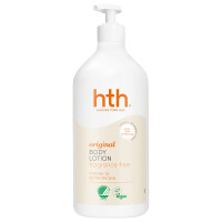 Hth Original Body Lotion Oparfymerad 400ml