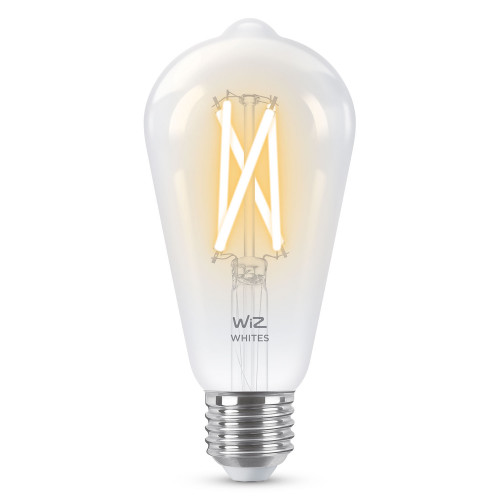 WiZ WiFi Smart LED E27 Vint 60W Fi