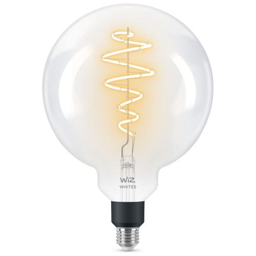 WiZ WiFi Smart LED E27 Glob 40W Fi
