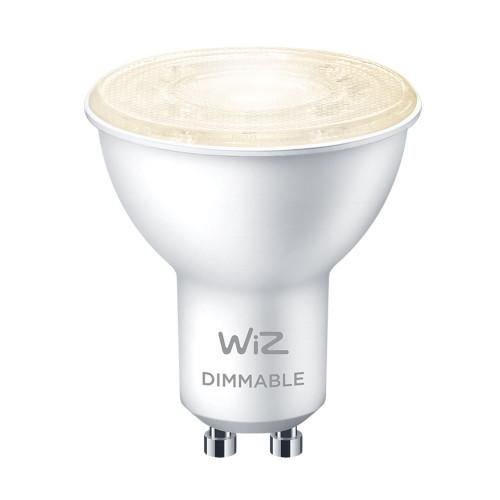 WiZ WiFi Smart LED GU10 50W Dimbar