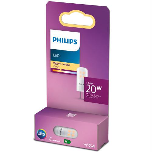 Philips LED G4 20W (1,8W) 12V 205 lm V
