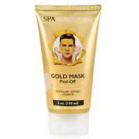 SpaScriptions Peel-off Gold Mask