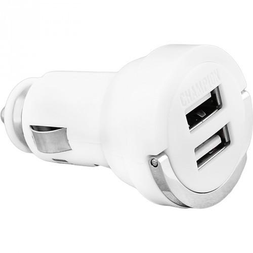 Champion Dual USB Laddare 12/24V 3.1A V