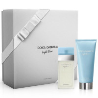 Dolce & Gabbana Light Blue EdT + Body Cream Gift set
