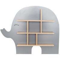 Jabadabado Hylla elefant