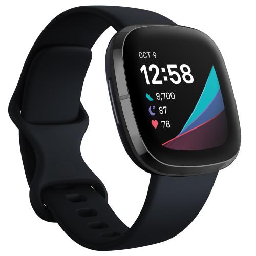 Fitbit Sense, Carbon/Graphite