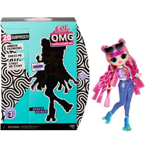 L.O.L. Surprise OMG Doll Series 3- Ro