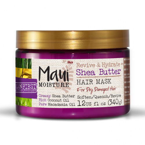 Maui Moisture Shea Butter Hair Mask 340 g