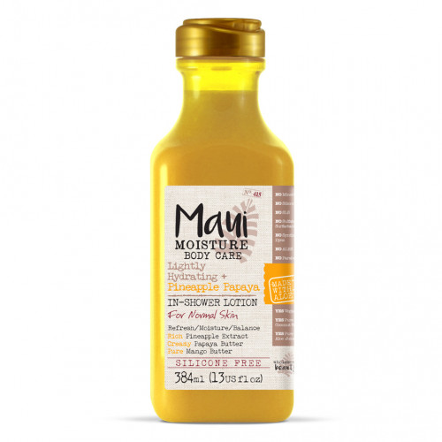 Maui Moisture Pineapple Papaya In Shower Lotion 384 ml