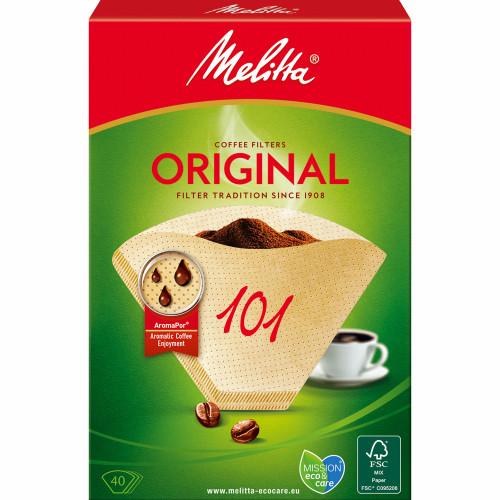 Melitta Kaffefilter 101 40pack