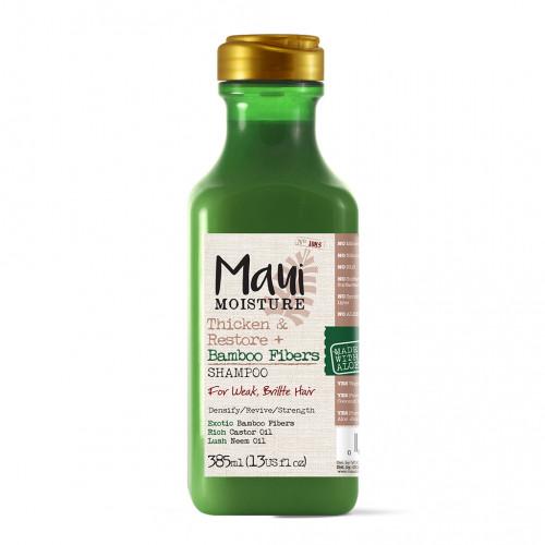 Maui Moisture Bamboo Fibers Shampoo 385 ml