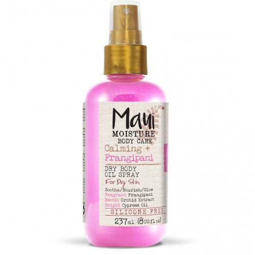 Maui Moisture Frangipani Body Oil 236 ml