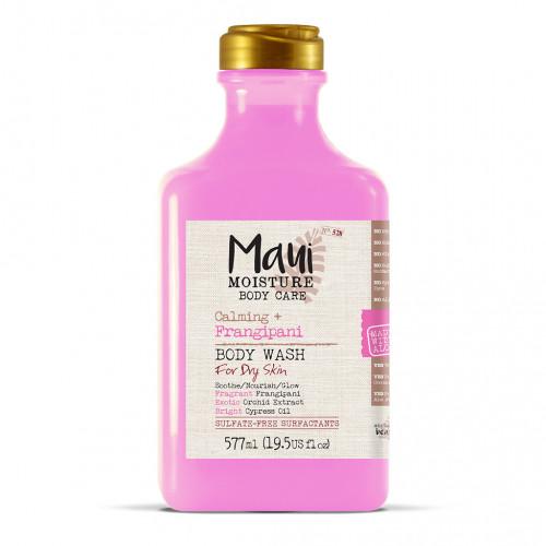 Maui Moisture Frangipani Body wash 577 ml