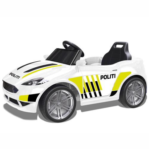 Evo 6V Police Car Nordic