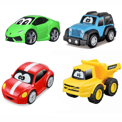 BB Junior My 1st Collection Cars