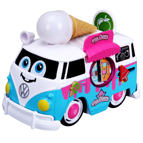 BB Junior Junior VW Magic Ice Cream Bus