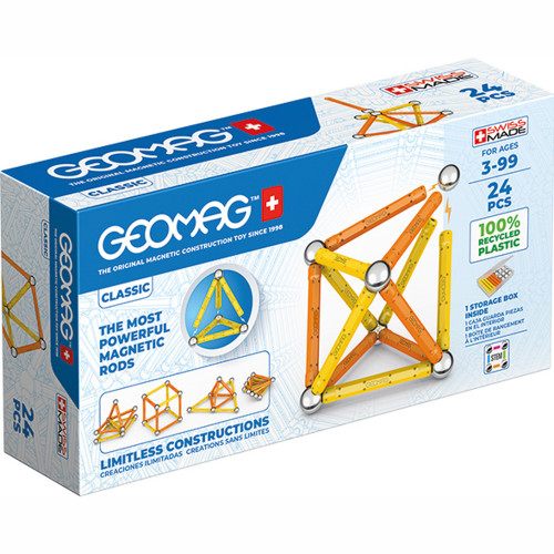 Geomag Classic Green Line 24