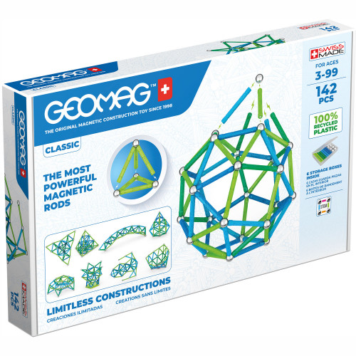 Geomag Classic Green Line 142