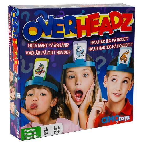 Games Overheadz