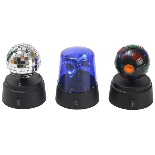 Music Disco set 3-IN-1