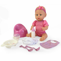 Happy Friend New Born 40cm Baby Playset