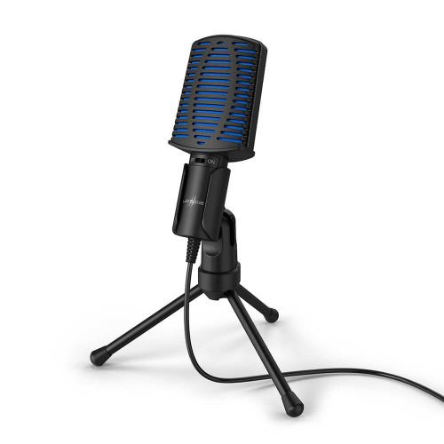 URAGE Mikrofon Stream 100 Gaming Svart