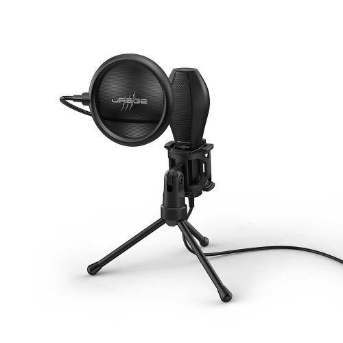 URAGE Mikrofon Stream 400 Plus Gaming Svart