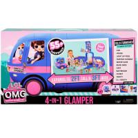 L.O.L. Surprise OMG Remix 2in1 Glampe