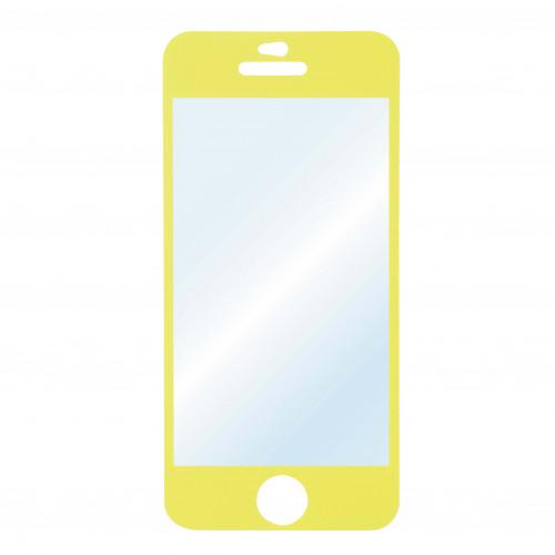 HAMA Skärmskydd iPhone5/S/C GUL 1-pack