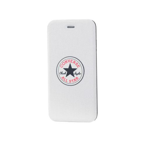 CONVERSE Mobilfodral Canvas iPhone 6/6S Vit