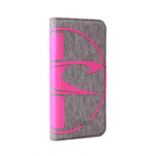 ONEILL Mobilfodral Neoprene iPhone 6/6S Grå/Rosa
