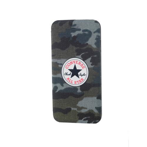 CONVERSE Mobilfodral Canvas iPhone 6/6S Camo