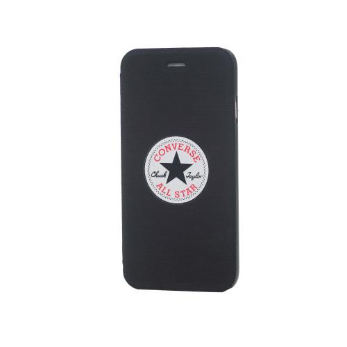 CONVERSE Mobilfodral Canvas iPhone 6 Plus Svart