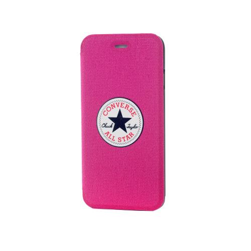 CONVERSE Mobilfodral Canvas iPhone 6 Plus Rosa