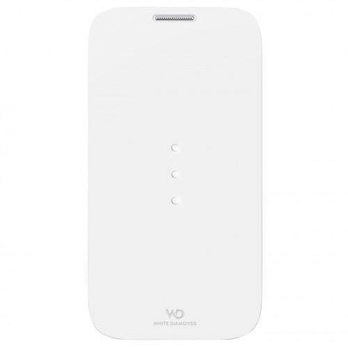 WD WHITE-DIAMONDS Crystal Booklet Vit Samsung S4