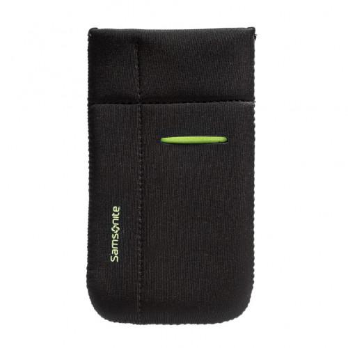 SAMSONITE AIRGLOW Mobilväska Neoprene M Grön till tex iP4