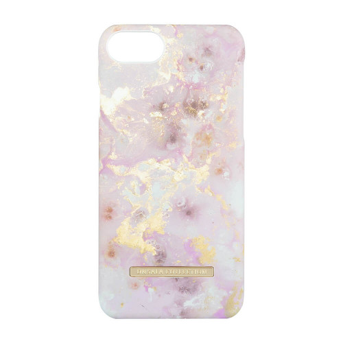 ONSALA COLLECTION Mobilskal Soft RoseGold Marble iPhone 6/7/8/SE