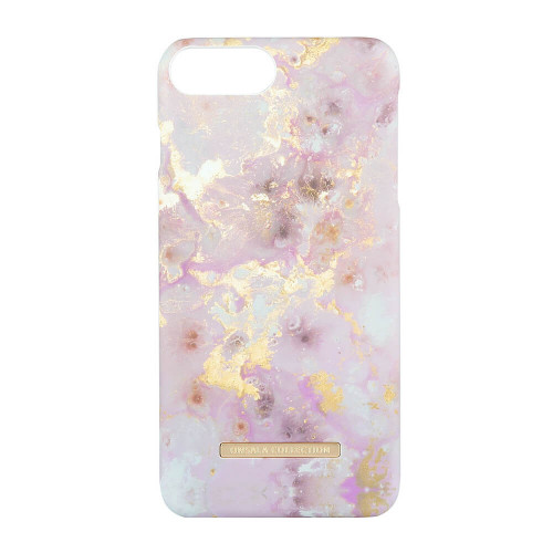 ONSALA COLLECTION Mobilskal Soft RoseGold Marble iPhone 6/7/8 Plus