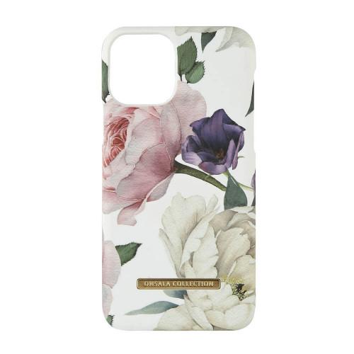 ONSALA Mobilskal iPhone 12 Mini Soft Rose Garden
