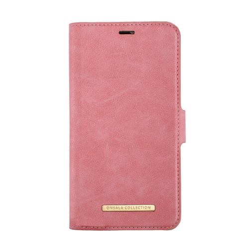 ONSALA Mobilfodral iPhone 12 Mini Dusty Pink