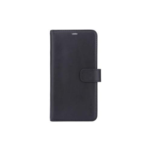 RADICOVER Strålningsskydd Mobilfodral Skinn iPhone 6/7/8 Plus 2in1 Magnetskal Svart