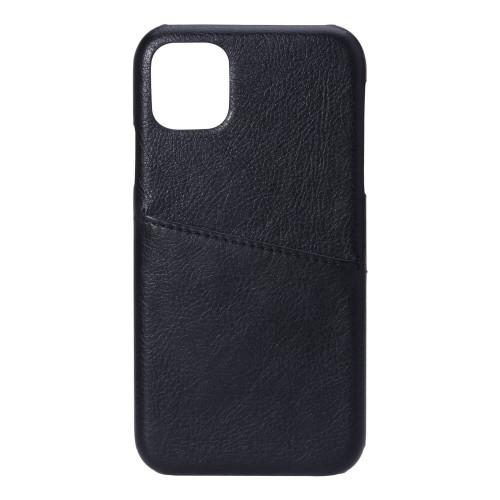 ONSALA Mobilskal Svart med Kortfack iPhone 11
