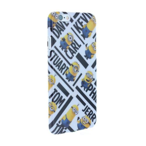 MINIONS Skal Plast iPhone 6/6S Namn Minions