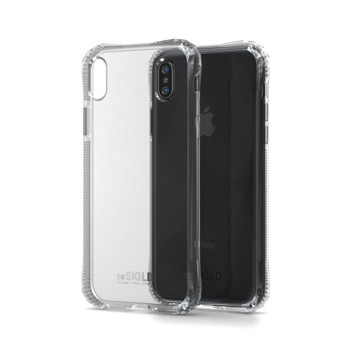 SOSKILD Mobilskal Absorb 2.0 Impact Case iPhone Xs Max