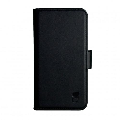 GEAR Mobilfodral Svart 7 Kortfack iPhone X/Xs