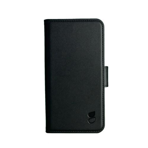 GEAR Plånboksväska Svart  iPhone6/7/8 Plus Magnetskal